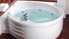 meridian bathtub