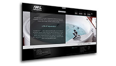 New Awal Bath Systems Website